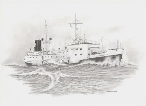 Duivendrecht (3) 1950