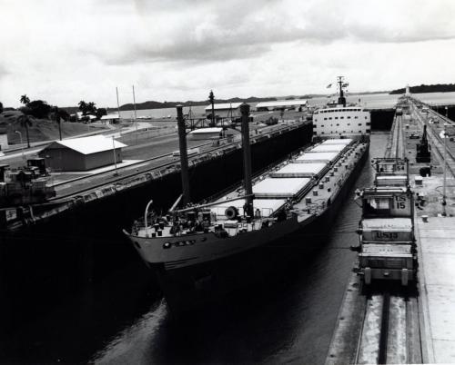 Thuredrecht Panamakanaal