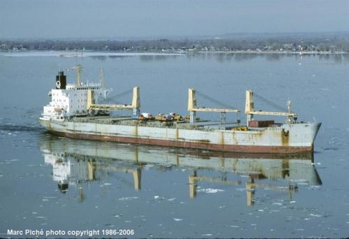 Mijdrecht (4) op St. Lawrence River