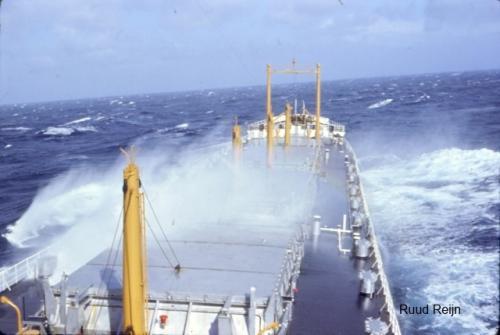 050 op zeeSliedrecht (4a) op Atlantische Oceaan