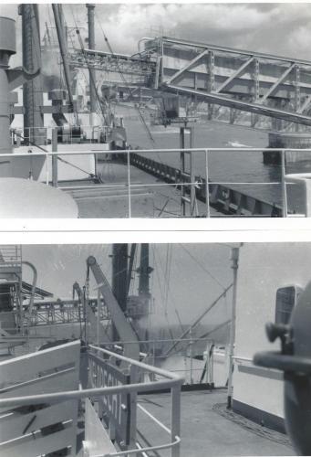 25 Nov. 1967 fosfaat laden in Na`uru