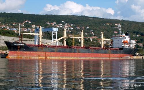Kieldrecht Rijeka 2012