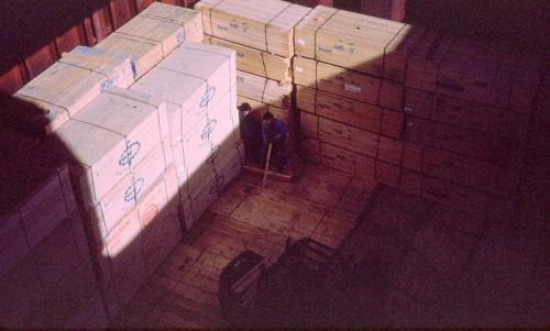 Kieldrecht (5) houtlading
