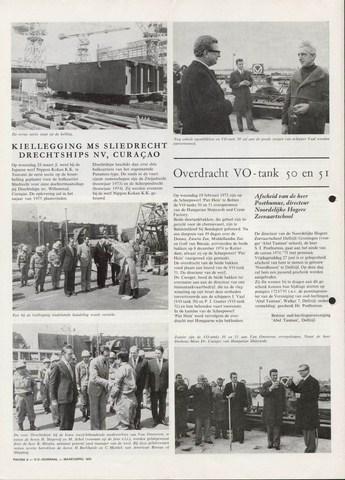 Kiellegging japan 1975VO Journaal