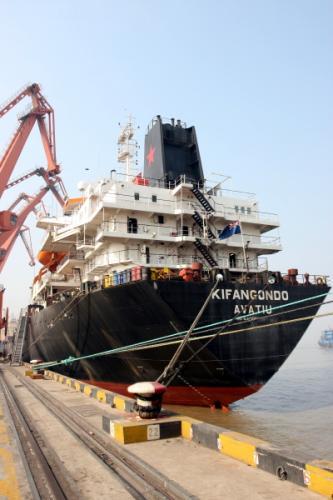 Kifangondo 2-2011 Shanghai