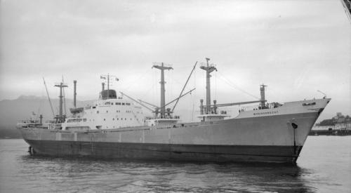 Woensdrecht (4)Vancouver mei 1966