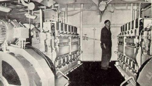 Ossendrecht (2)Hulpmotoren