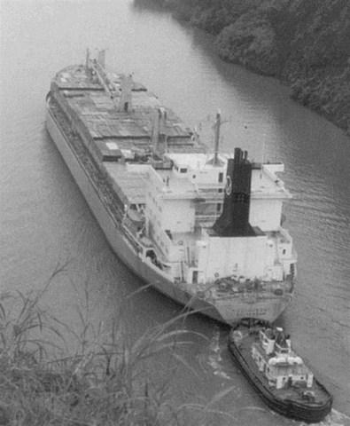 Mijdrecht (4) in Panamakanaal