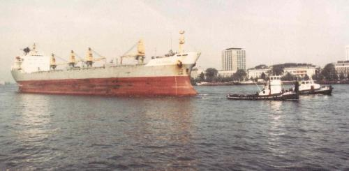 Kieldrecht (5) in Rotterdam