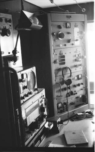 Pendrecht (4) Radio uitrusting