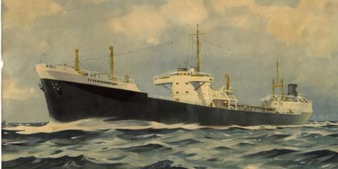 Scherpendrecht  (2) 1950
