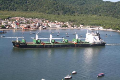 VOC Pioneer in Santos